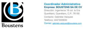 Vacante Boustens - Oferta de Empleo en Queretaro - Coordinador Administrativo http://www.boustens.com/oferta-de-empleo-en-queretaro-coordinador-administrativo/