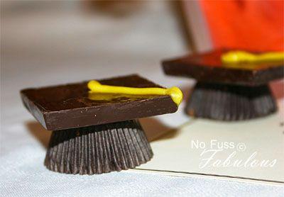 Graduation chocolates                                                       …