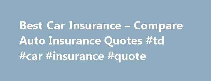 """Best Car Insurance – Compare Auto Insurance Quotes #td #car #insurance #quote http://tampa.nef2.com/best-car-insurance-compare-auto-insurance-quotes-td-car-insurance-quote/  # Best Car Insurance Rates We compare the most competitive providers, to bring you the best car insurance rates in Canada. Enter your postal code into the widget below and click """"Get Quote"""", then we'll ask you for some information about your car and give you a list of the lowest car insurance rates in your area. It pays…"""