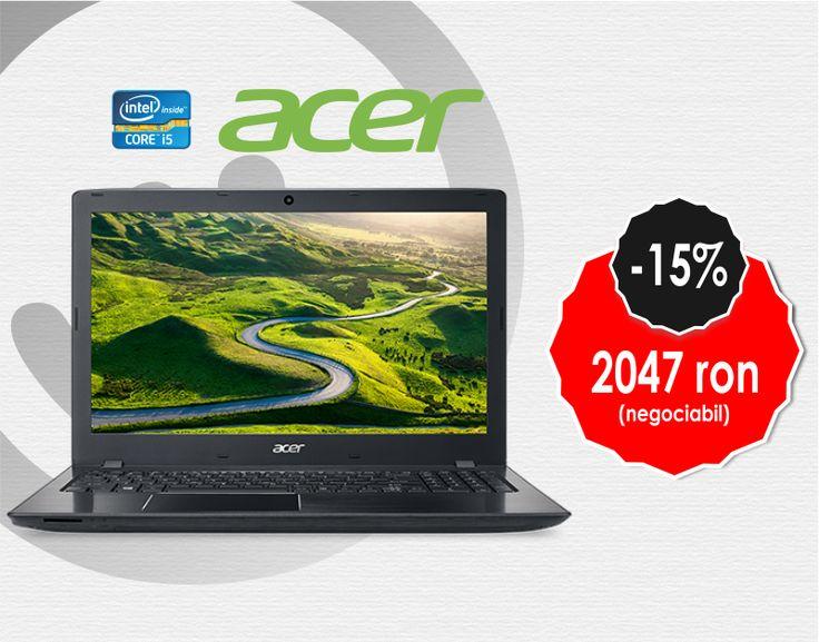 Laptop i5 la reducere  ➡ Display: Full HD ➡ Procesor: Intel Core i5-7200U ➡ Ram: 4GB DDR4 ➡ Mediu de stocare SSD: 128GB ➡ Placa video dedicata: GeForce 940MX 2GB ➡ Audio: HD Audio  🛒Cumpara acum : http://bit.ly/2rFK9JK  #reduceri #acer #i5 #notebook #laptop