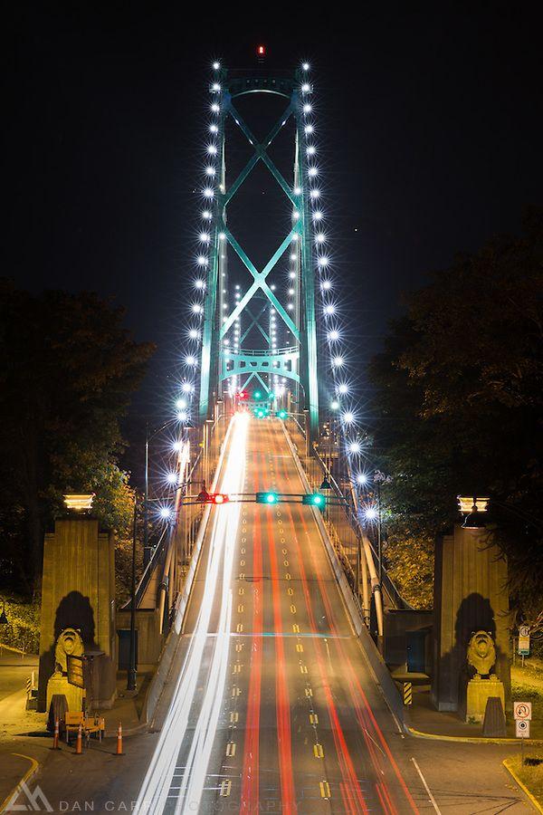 Lions Gate Bridge, Vanouver British Columbia, Canada