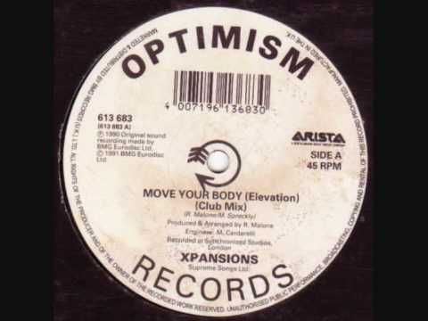 Xpansions - Move Your Body.