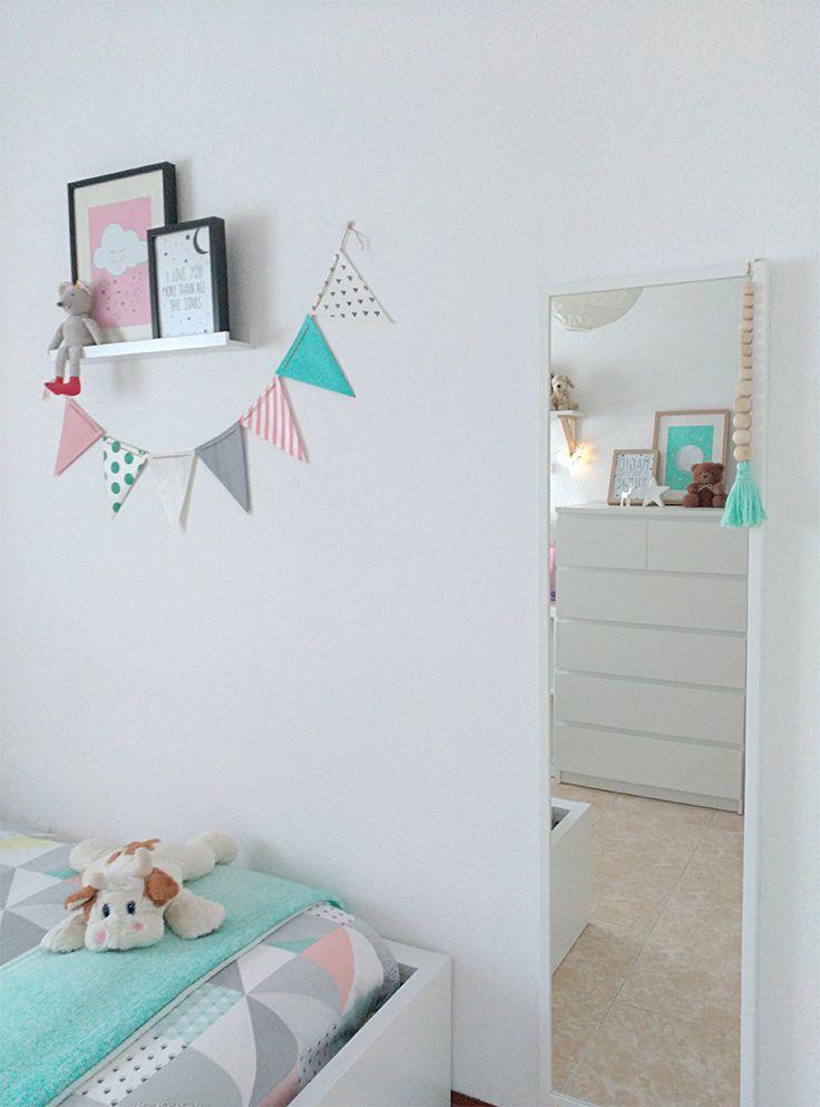 Las 25 mejores ideas sobre habitaciones peque as de ni as for Habitaciones decoracion nordica