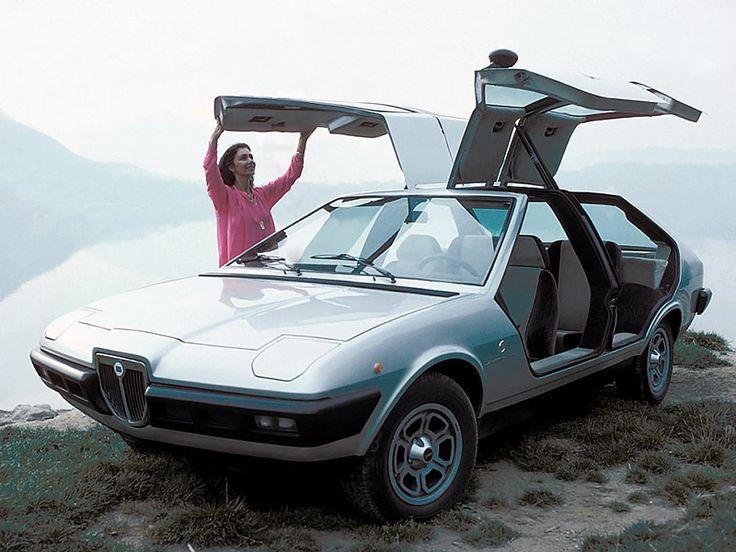 1974 Lancia Beta Mizar (828)