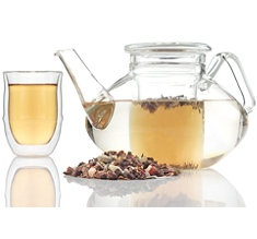 Teavana verre illumine collection i 39 m drinking my afternoon tea from one right now love - Teavana glass teapot ...