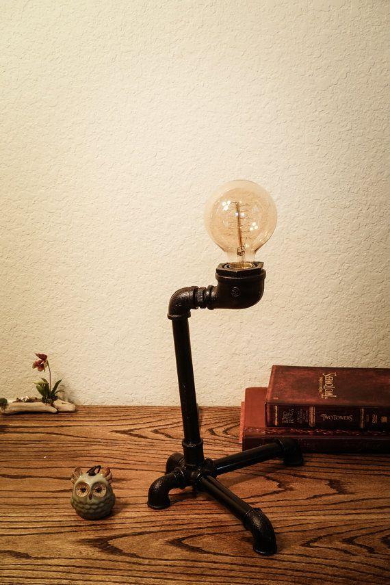 Industriële ijzeren pijp robot lamp buis lamp door MoonLight001