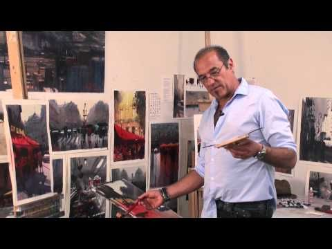 Greatest Watercolour Lesson with Alvaro Castagnet - YouTube