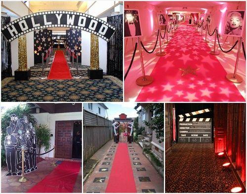 Fiesta Temática de Hollywood - Blog de La Fiesta de 15 | Inolvidables 15 - 15Todo15 en Inolvidables15.com