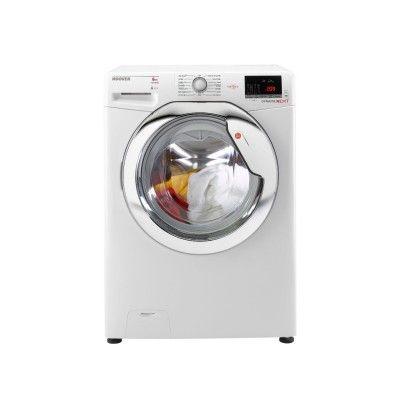 Hoover DXOC58AC3 Washing Machine In White at Best Price | Atlantic Electrics #hoover #washingmachine #hooverappliancesuk #hooveruk