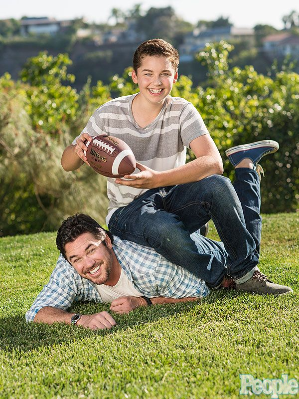 Dean Cain: Being a Working Single Dad Is 'Difficult' | People.com http://celebritybabies.people.com/2014/08/09/dean-cain-single-parenthood-son-christopher/