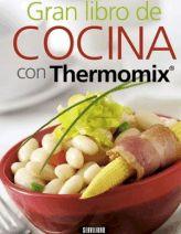 Gran libro de cocina con thermomix