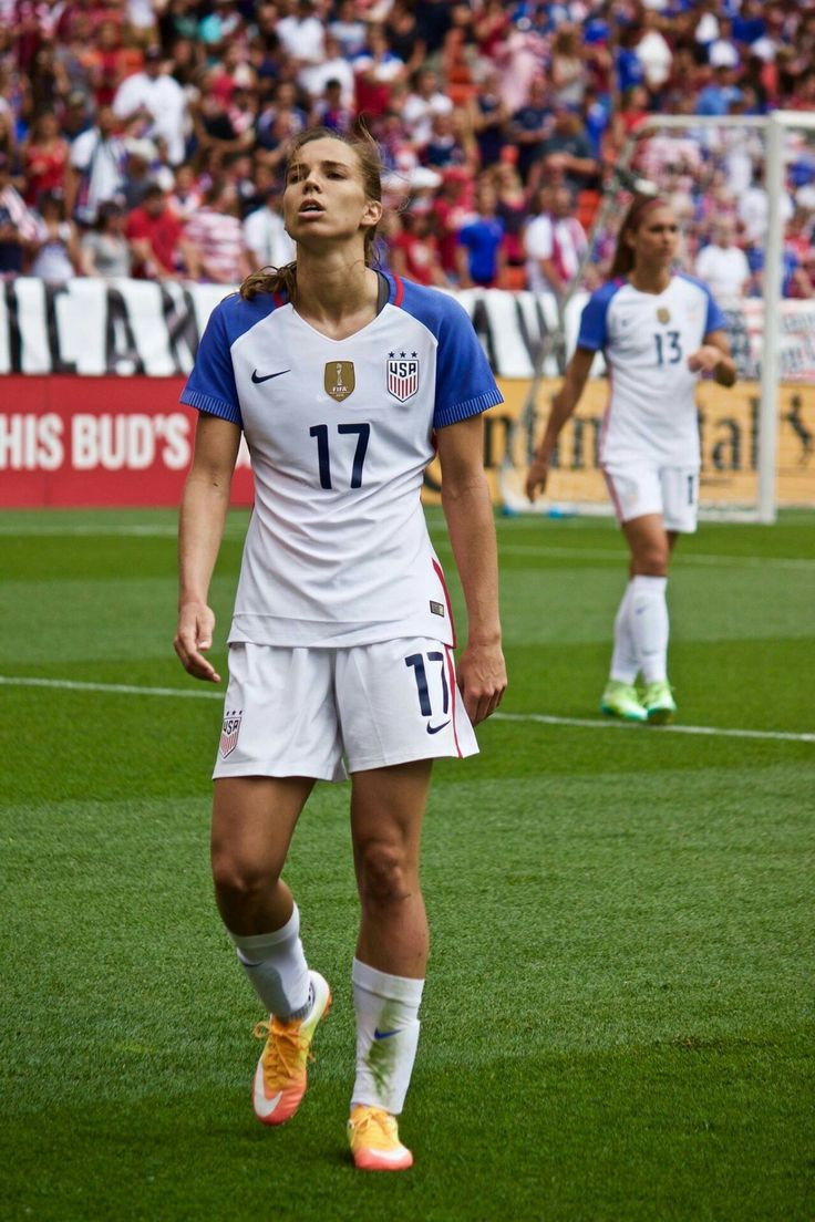 Tobin Heath 06.2016