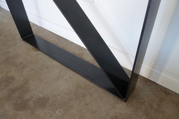 INDUSTRIAL FLAT BAR IRON FRAMES in Westpark, Irvine ~ Apartment Therapy Classifieds