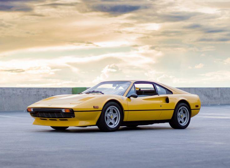 musicandmotors:   1978 Ferrari 308 GTB