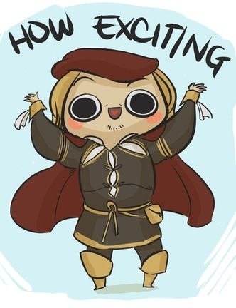 """Assassin's Creed 2 Leonardo Da Vinci- """"How exciting!"""" I don't care how many times I've pinned this"""