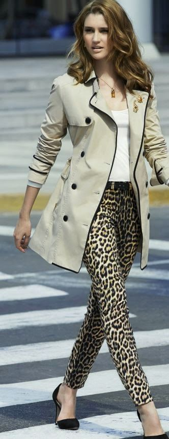 Style Strand Fashion - Leopard Print
