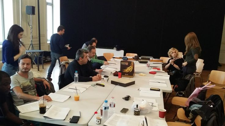 "https://www.facebook.com/media/set/?set=a.10152512835318176.1073741843.53115088175&type=3 ""Εθνικό θέατρο, πρώτη πρόβα για το έργο Edith Piaf."" Ε.Ζ. #eleonorazouganeli #eleonorazouganelh #zouganeli #zouganelh #zoyganeli #zoyganelh #elews #elewsofficial #elewsofficialfanclub #fanclub #edith #piaf #edithpiaf #πιαφ #εθνικόθέατρο #θέατρο #ethnikotheatro #nationaltheatre #greece"