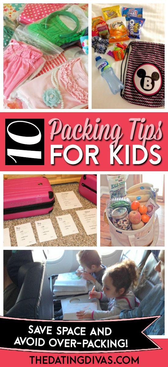 Tips for traveling with kids, stress-free!