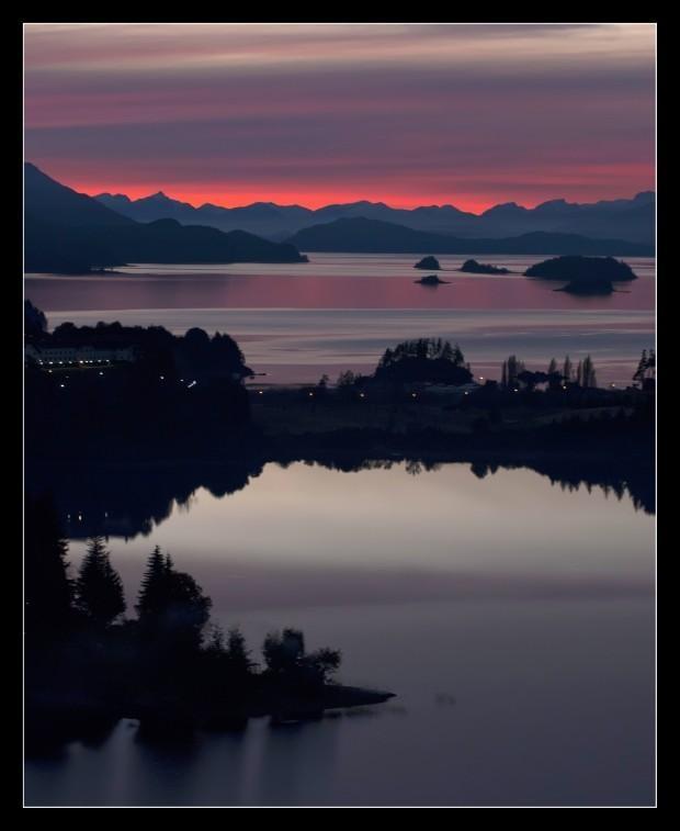 Bariloche, Argentina - julian donatelli lake nahuel huapi