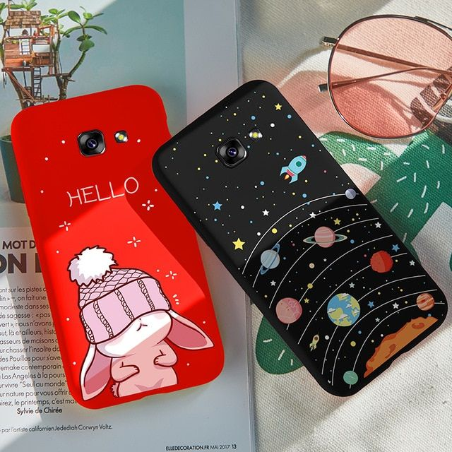 cover samsung a5 silicone 3d