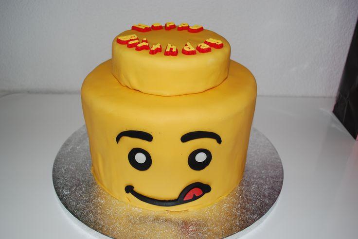 Lego Torte