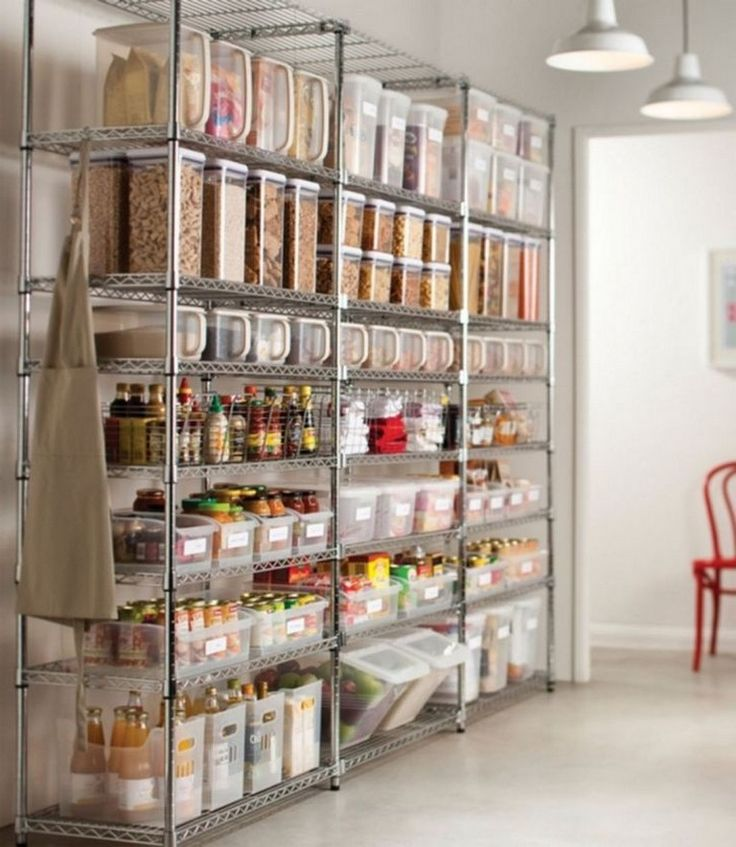 20 amazing garage organizations and storage ideas page 21 of 27 small kitchen pantry on kitchen organization diy id=28685