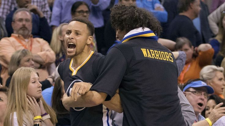 Stephen Curry's arc of glory raised higher still for soaring Warriors #Sport #iNewsPhoto