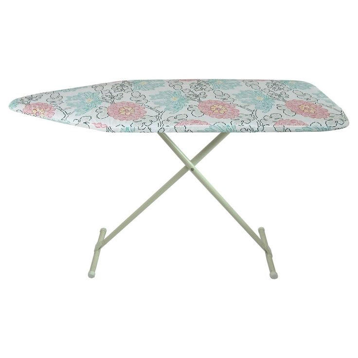 threshold wide top ironing board cover orange