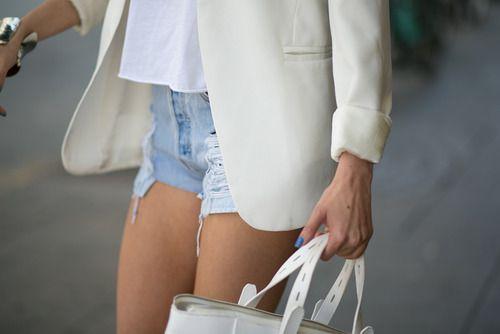 White & Jean