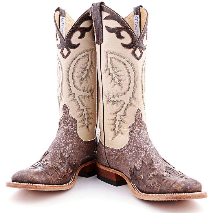 Мужские ковбойские сапоги и байкерские ботинки 2014-2015