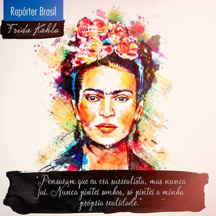 Há 109 anos nascia Frida Kahlo, uma artista que estava à frente do seu tempo e que conseguiu tornar-se um símbolo da arte mexicana e do feminismo.
