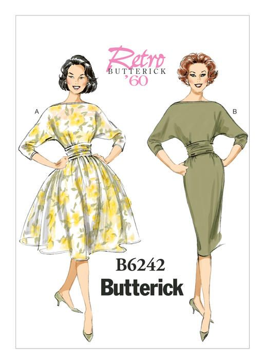 B6242 | Butterick Patterns