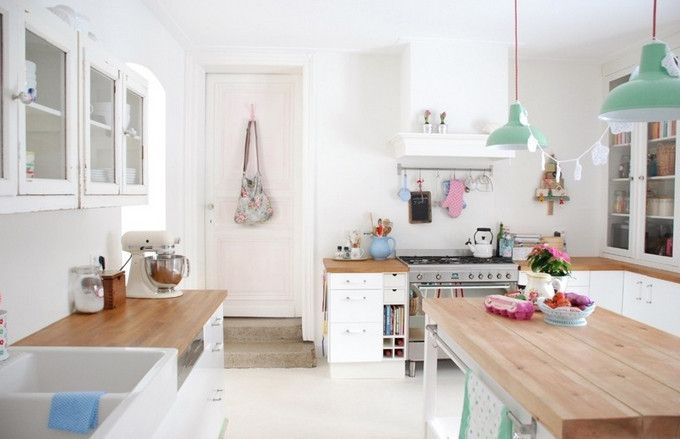 It's a big task, but someone has to do it. Never fear, check out this blog post to declutter your kitchen the easy way! Good luck folks...