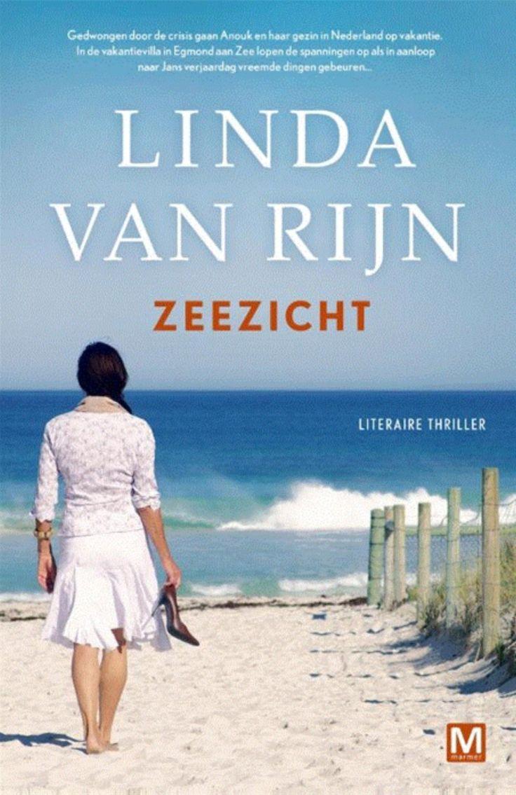 11/52 Linda van Rijn - Zeezicht. Leuk boek, leest lekker weg.