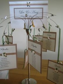 hanging table plan that dismantles for easy transportation! By www.whitecrafts.com