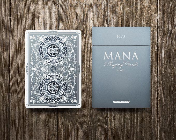 Sybil Livida Deck by Erik Mana Poker Spielkarten