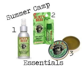 what to pack for summer camp?