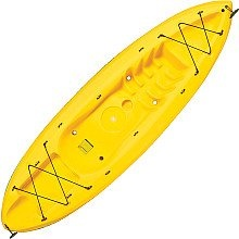 - Top Rated Ocean Kayak Frenzy Sit-On-Top Recreational Kayak 9-Feet / Yellow Capacity: Seats One Adult, 275-325 Lbs Capacity. This Ocean Kayak brand for sale at lowest price, order today and choose One-Day Shipping at checkout.