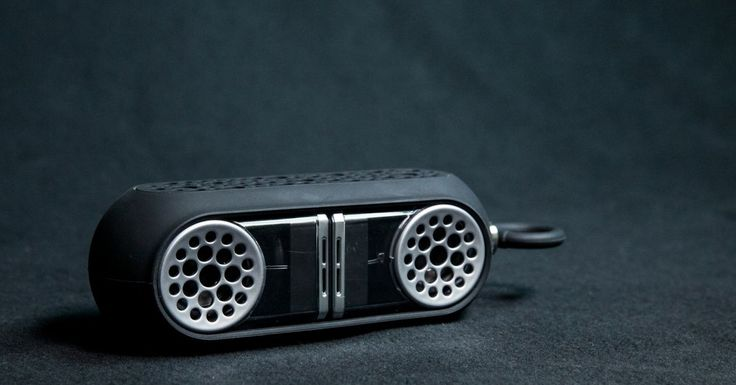 GoDuo Speakers – Unique Pair Of Magnetic Wireless Speakers