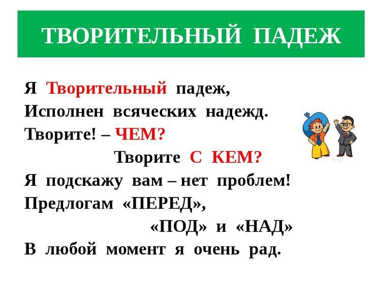 Презентация к уроку русского языка в 3 классе по теме ...