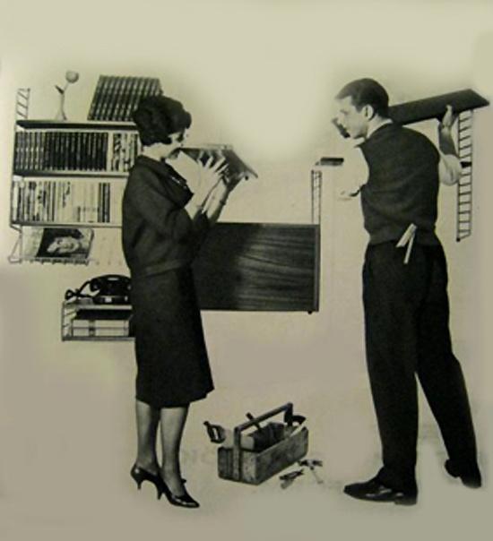 string 1955 goed wonen