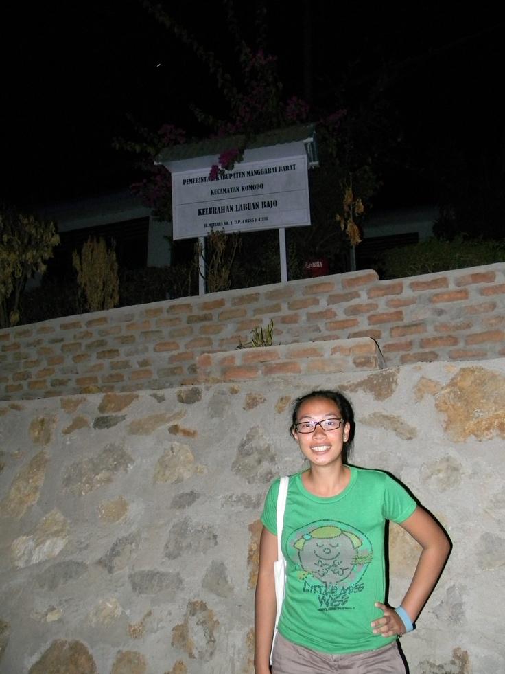 Kantor Kelurahan Labuan Bajo, Kecamatan Komodo, Kabupaten Manggarai Barat - November 2011