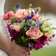 I am all yours Bridal Bouquet