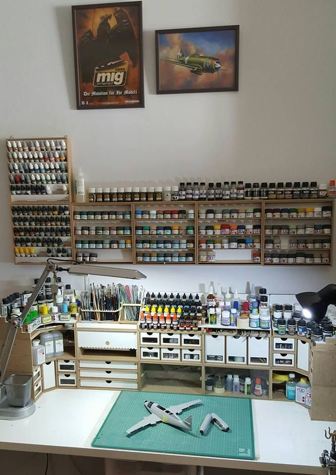 531 Best Images About Model Workbenches On Pinterest