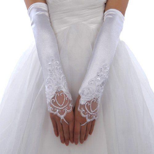 Amazon Wedding Gloves