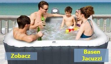 Jacuzzi Basen