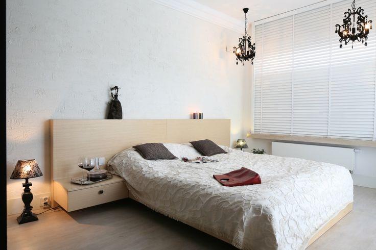 Piękna, jasna sypialnia - 10 wnętrz z polskich domów  - zdjęcie numer 3