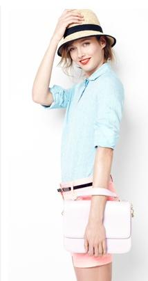 j.crew: Fashion, Color Combos, Style, Clothes, Dream Closet, Lip Colors, Jcrew, Color Pop, Colorful Shorts
