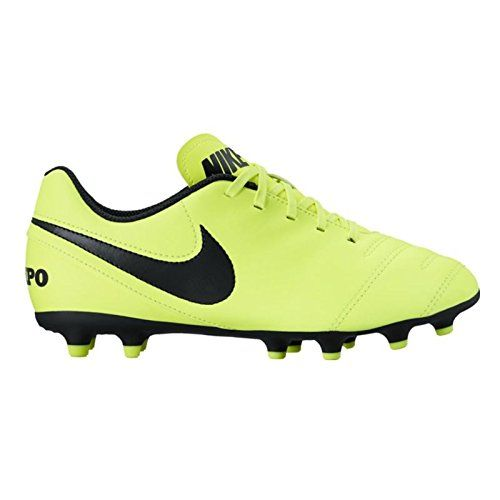 UK Golf Gear - Nike Unisex Kids\u0027 Tiempo Rio Iii Fg Football Boots