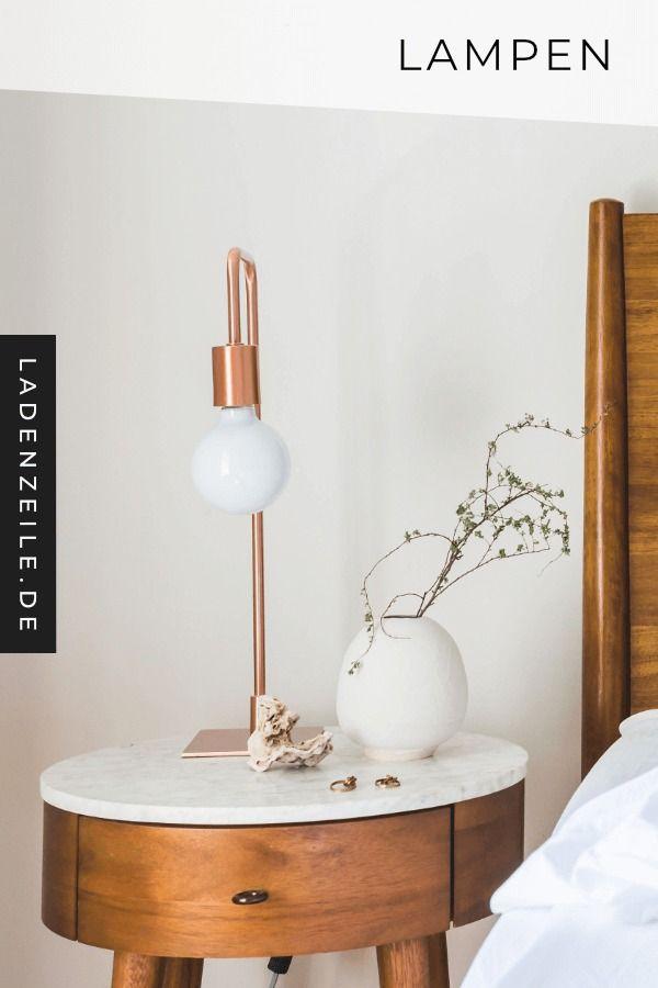 Schlafzimmer Lampe Und Nachttischlampe